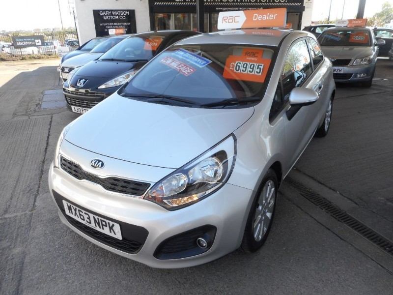 used Kia Rio 2 in glamorgan