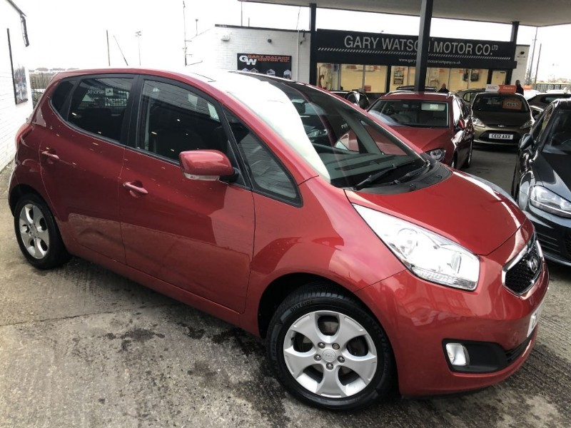 used Kia Venga 3 ECODYNAMICS in glamorgan