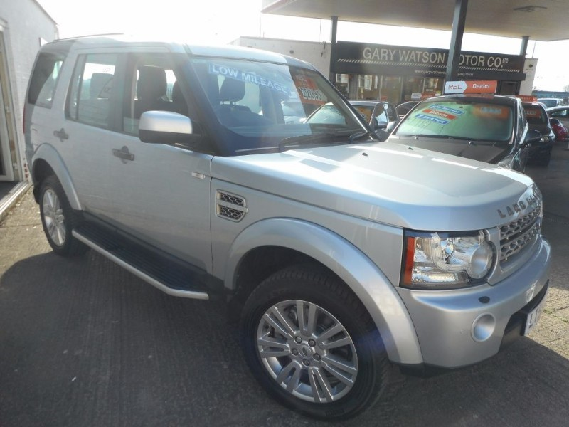 used Land Rover Discovery 4 TDV6 HSE 7SEAT in glamorgan