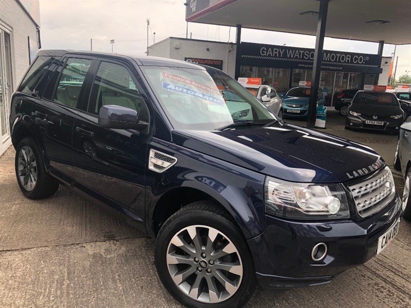 used Land Rover Freelander SD4 METROPOLIS in glamorgan