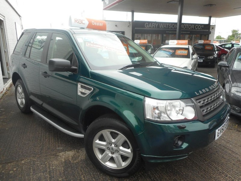 used Land Rover Freelander TD4 GS in glamorgan
