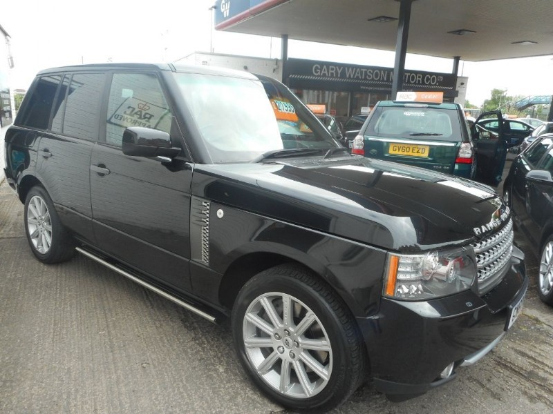 used Land Rover Range Rover TDV8 VOGUE SE in glamorgan