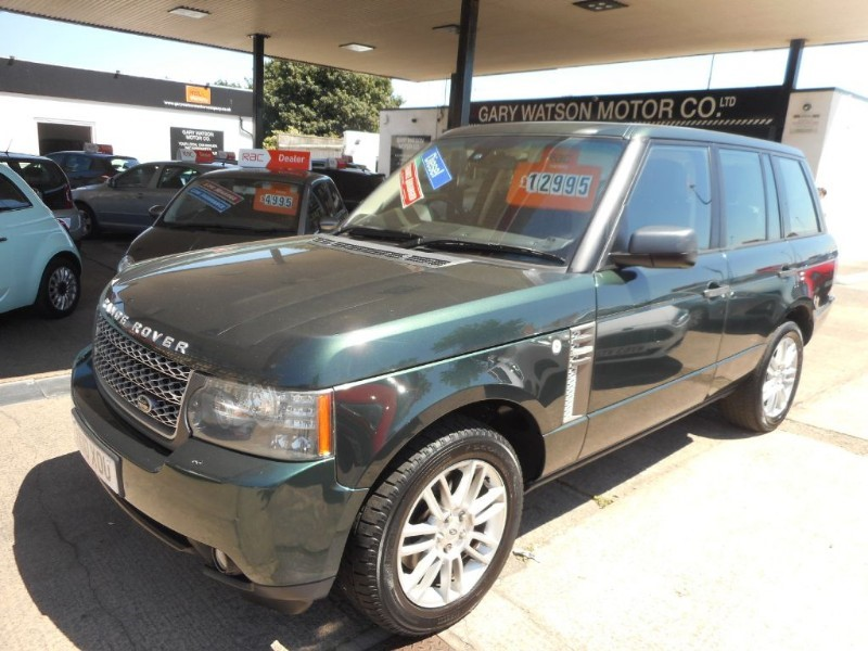 used Land Rover Range Rover TDV8 VOGUE in glamorgan