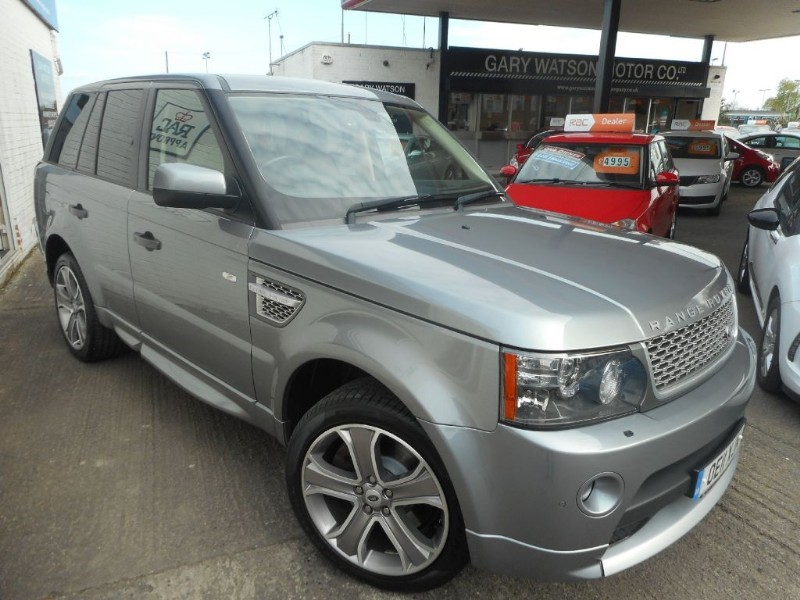 used Land Rover Range Rover Sport TDV6 AUTOBIOGRAPHY in glamorgan