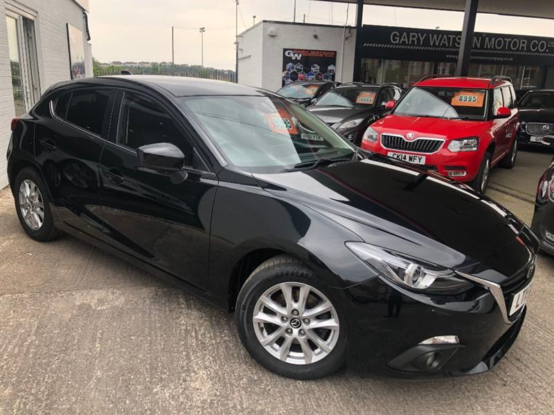 used Mazda Mazda3 SE-L NAV in glamorgan