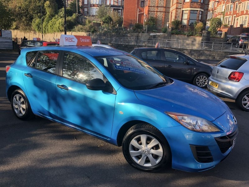 used Mazda Mazda3 3 S in glamorgan