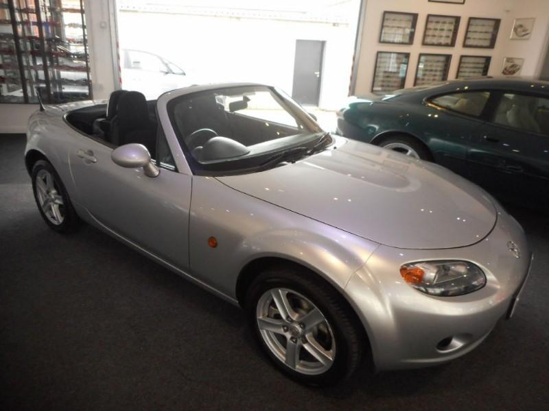used Mazda MX-5 I in glamorgan