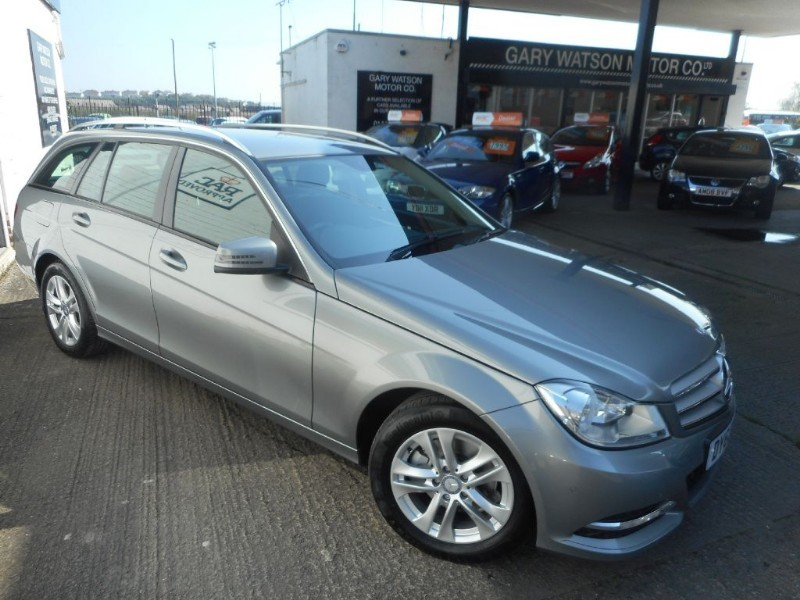used Mercedes C220 CDI BLUEEFFICIENCY EXECUTIVE SE in glamorgan