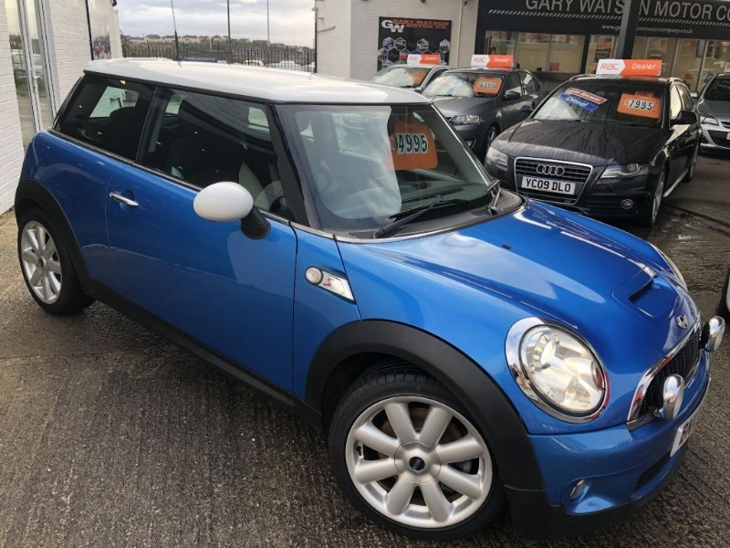 used MINI Cooper S COOPER S in glamorgan