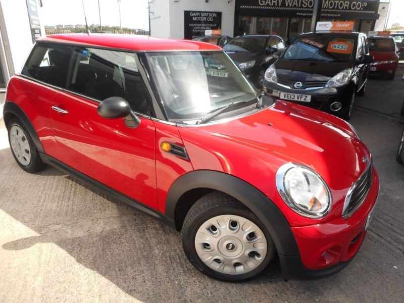 used MINI One ONE in glamorgan