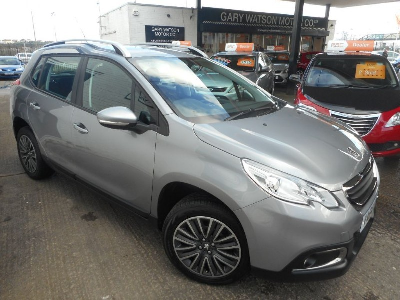 used Peugeot 2008 ACTIVE in glamorgan