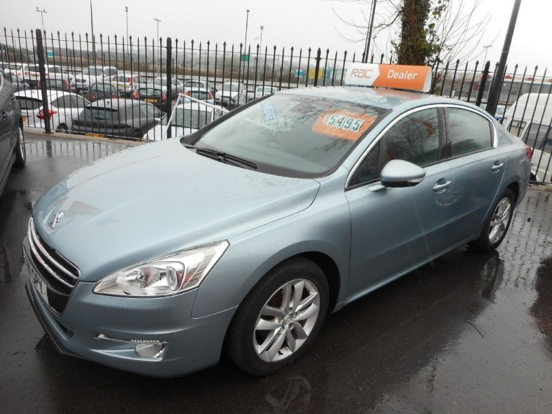used Peugeot 508 ACTIVE HDI in glamorgan