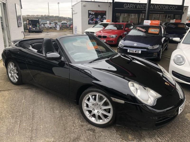 used Porsche 911 CARRERA 4 in glamorgan