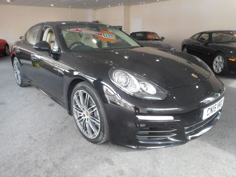 used Porsche Panamera D V6 TIPTRONIC in glamorgan