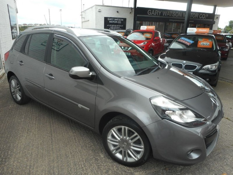 used Renault Clio GT LINE TOMTOM DCI FAP in glamorgan