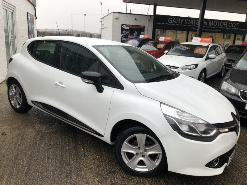 used Renault Clio DYNAMIQUE NAV DCI in glamorgan