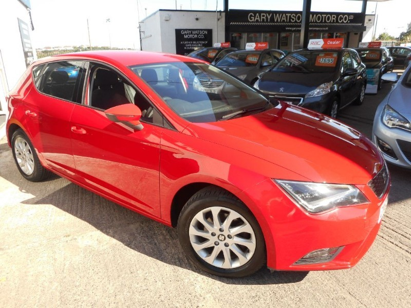 used SEAT Leon TSI SE TECHNOLOGY in glamorgan
