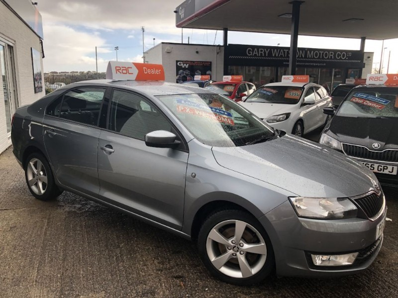 used Skoda Rapid ELEGANCE TSI in glamorgan