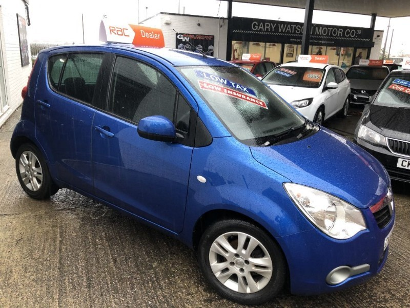 used Vauxhall Agila S AC in glamorgan