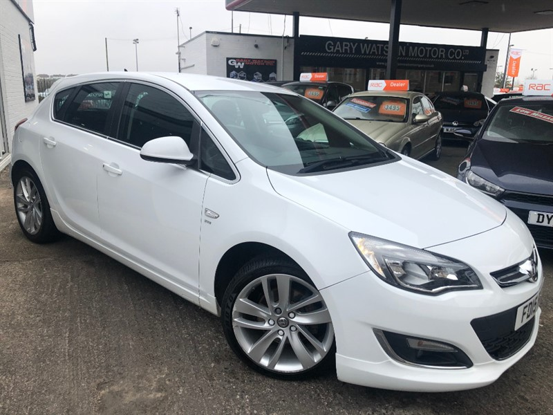used Vauxhall Astra SRI CDTI S/S in glamorgan