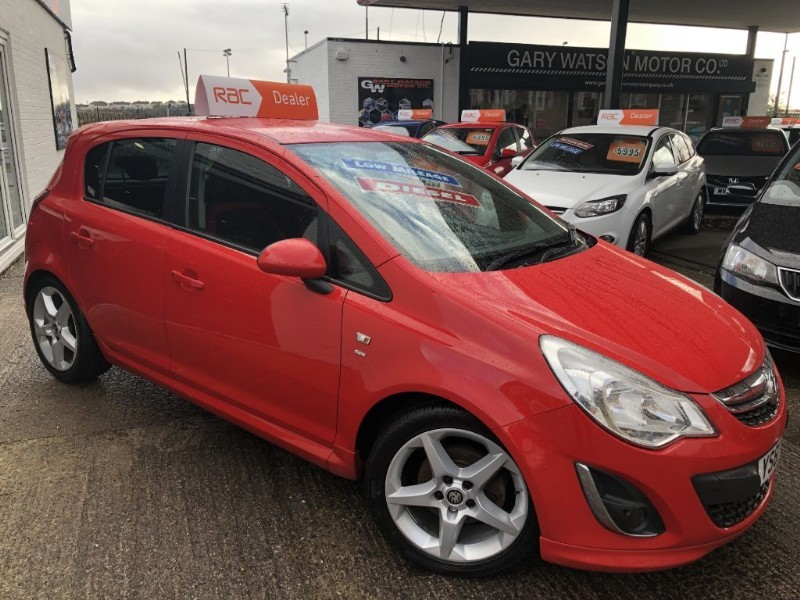 used Vauxhall Corsa SRI CDTI in glamorgan