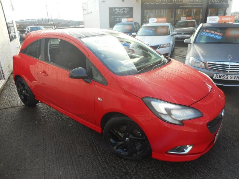 used Vauxhall Corsa LIMITED EDITION S/S in glamorgan