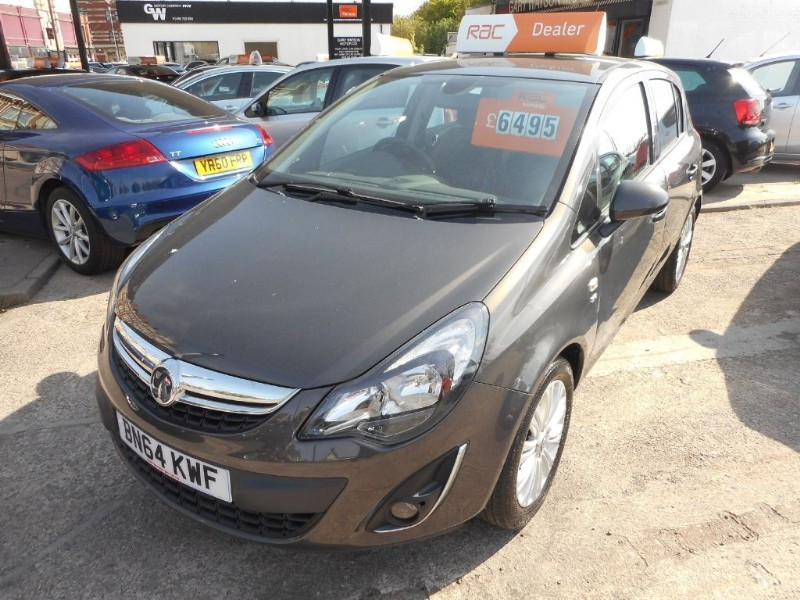 used Vauxhall Corsa SE in glamorgan