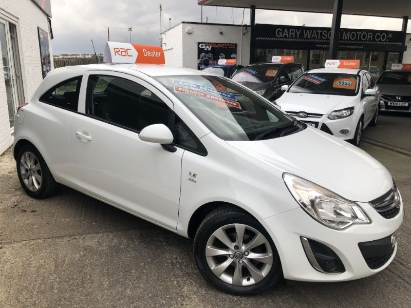 used Vauxhall Corsa ACTIVE AC in glamorgan