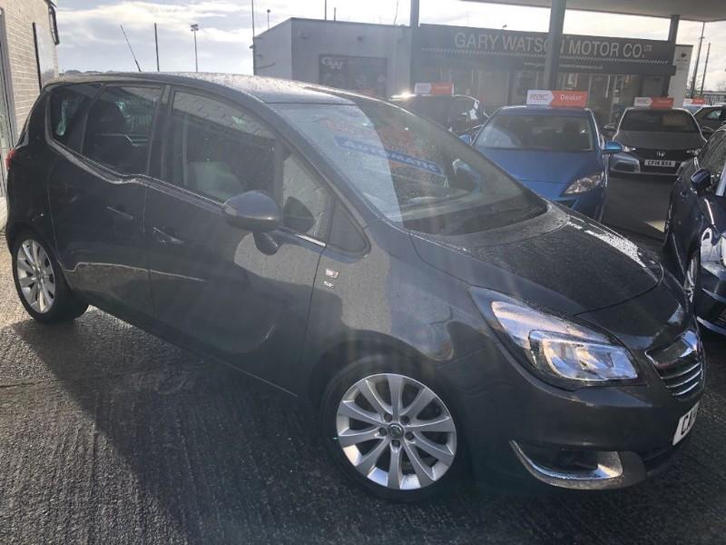 used Vauxhall Meriva SE in glamorgan