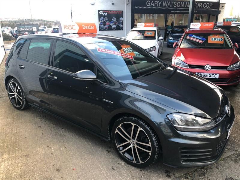 used VW Golf GTD in glamorgan