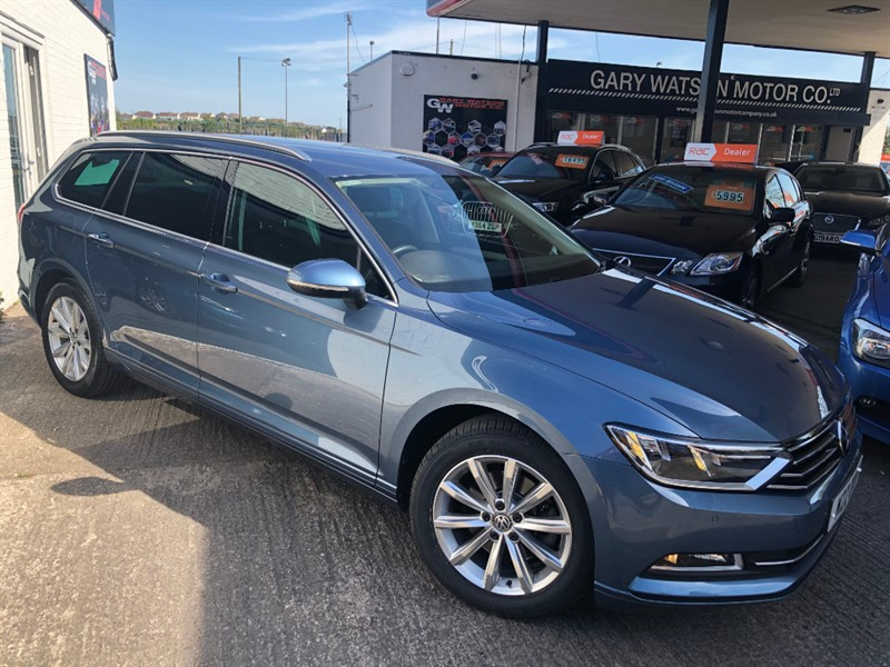 used VW Passat SE Business Edition 2.0 Estate in glamorgan