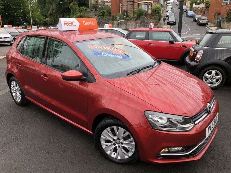 used VW Polo SE TDI BLUEMOTION in glamorgan