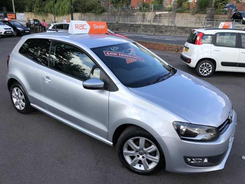 used VW Polo MATCH EDITION in glamorgan