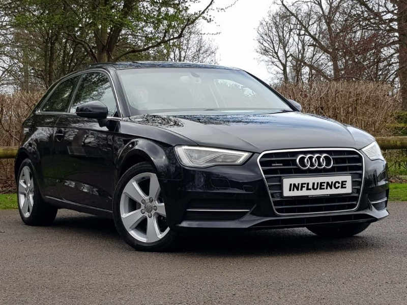used Audi A3 TDI QUATTRO SPORT in leatherhead-surrey