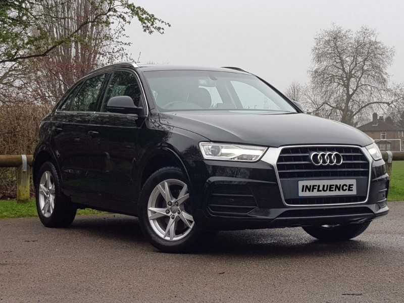 used Audi Q3 TFSI SE in leatherhead-surrey