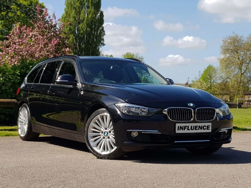 used BMW 330d LUXURY TOURING in leatherhead-surrey
