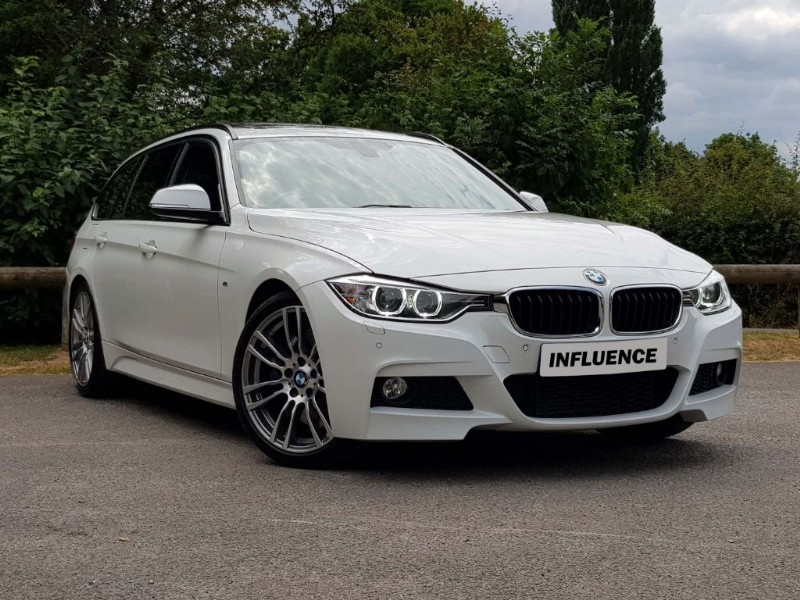 used BMW 330d M SPORT TOURING in leatherhead-surrey