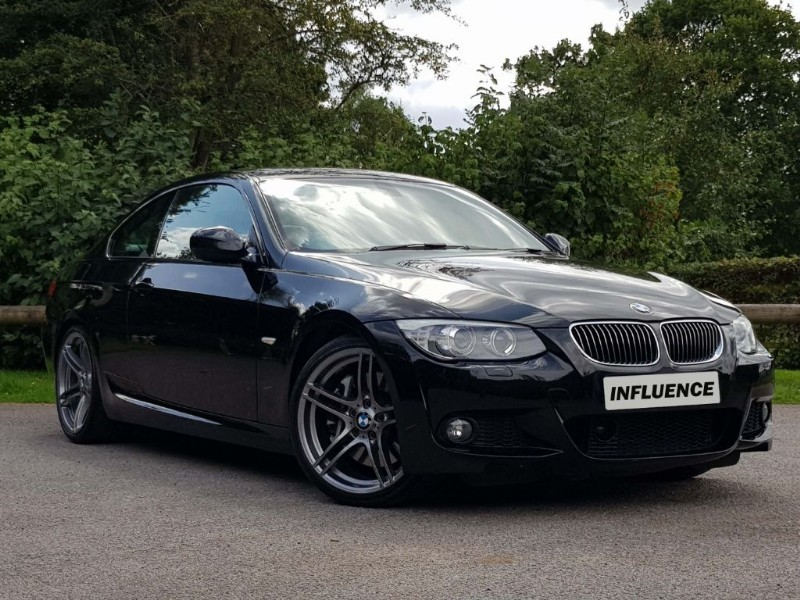 used BMW 335d M SPORT in leatherhead-surrey