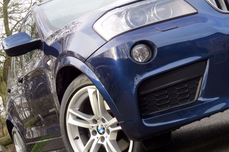 Used BMW X3 XDRIVE30D M SPORT for Sale in Leatherhead Surrey