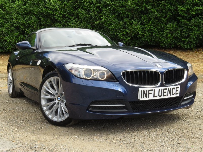 used BMW Z4 SDRIVE23I ROADSTER in leatherhead-surrey