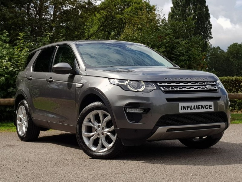 used Land Rover Discovery Sport SD4 HSE in leatherhead-surrey