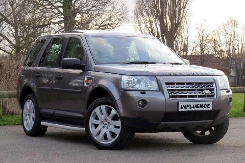 used Land Rover Freelander I6 HSE in leatherhead-surrey