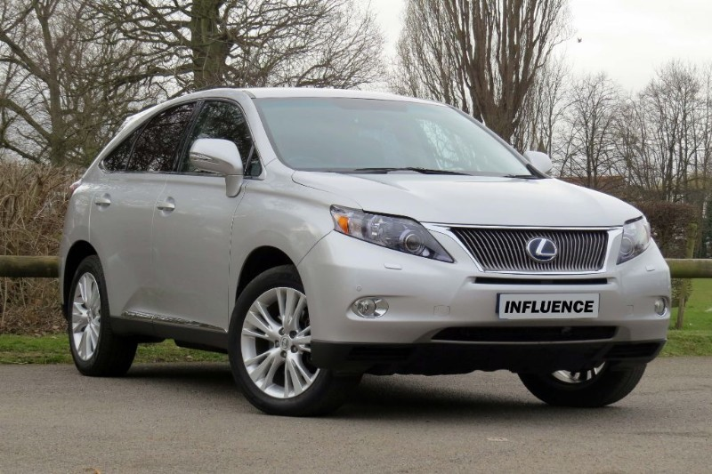 used Lexus RX 450h SE-I in leatherhead-surrey