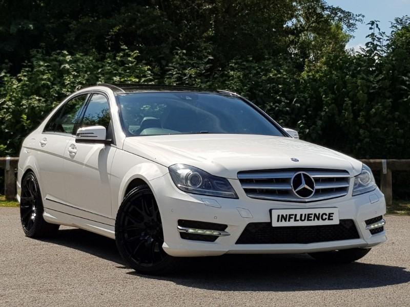 used Mercedes C350 CDI BLUEEFFICIENCY AMG SPORT PLUS in leatherhead-surrey