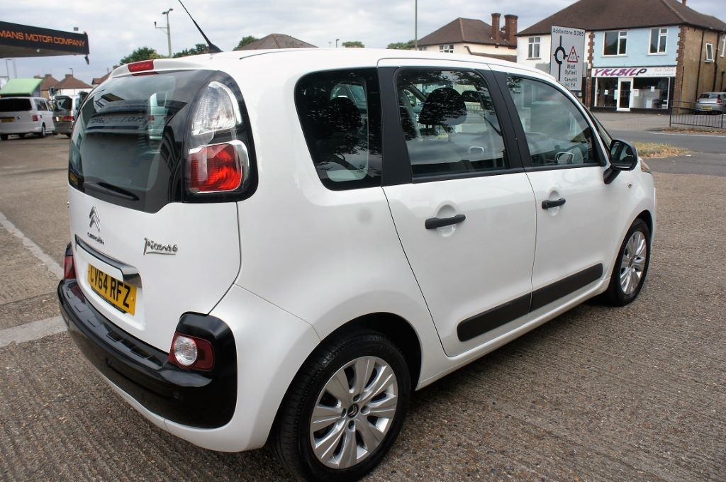 used white citroen c3 picasso for sale surrey. Black Bedroom Furniture Sets. Home Design Ideas