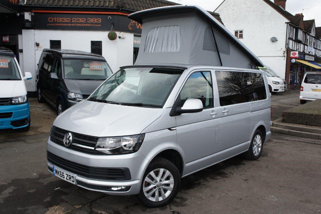 Used Silver VW Transporter For Sale