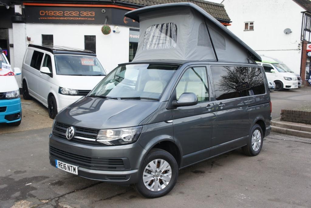 Used Grey VW Transporter For Sale