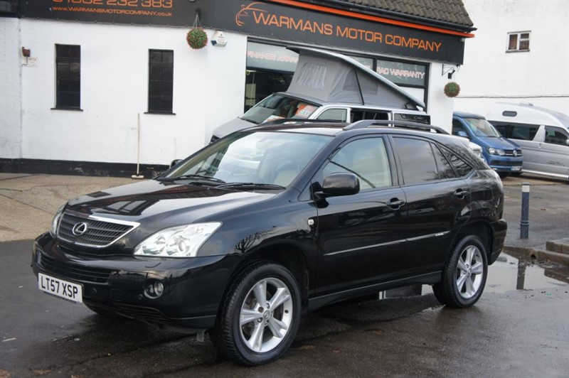 used Lexus RX 400h SE CVT in new-haw-surrey