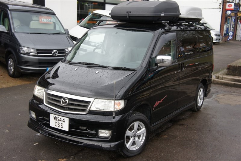 used Mazda Bongo LPG+ CAMPER REAR CON in new-haw-surrey
