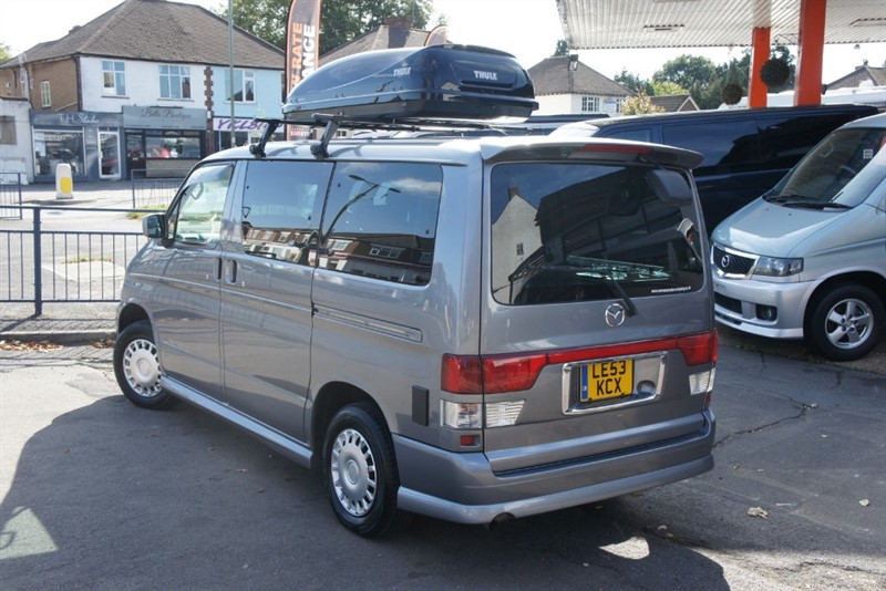 used Mazda Bongo 2 BERTH - PETROL - AUTO in new-haw-surrey